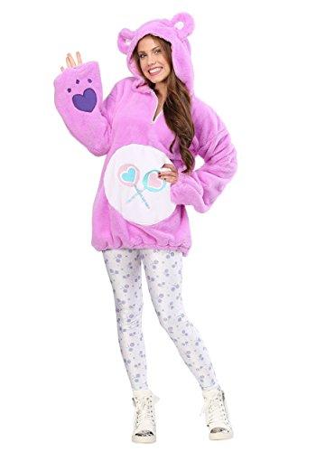 are Bear Hoodie Women's Fancy dress costume Large (Adult Care Bears-kostüm)