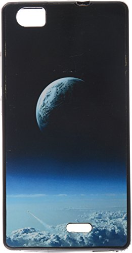 iCandy UV Printed Matte Finish Soft Back cover for Lava Iris X5 - ICEEARTH  available at amazon for Rs.99