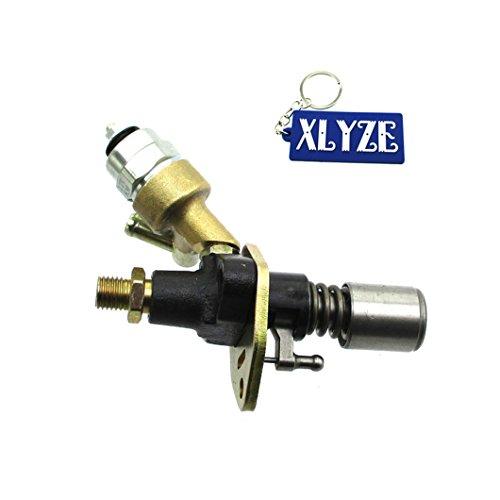 xlyze Pompe de carburant avec actionneur pour Yanmar Diesel Engine L100 186  F 10HP Moteur de Moteur chinois