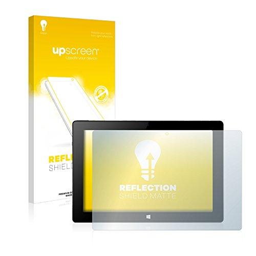 upscreen Matt Schutzfolie kompatibel mit Xoro PAD 10W4 - Entspiegelt, Anti-Reflex, Anti-Fingerprint