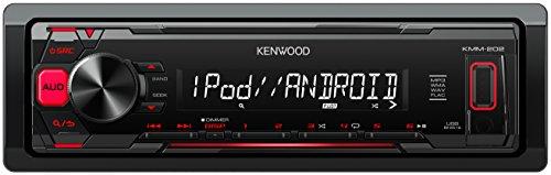 Kenwood KMM-202 - Receptor multumedia con control directo de iPod / iPhone