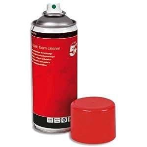 5 Etoiles 907832 Mousse de nettoyage Antistatique Inflammable