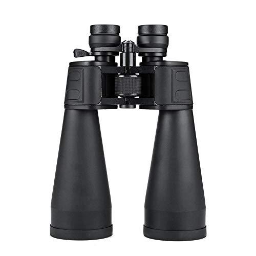 Mouwa 10-180X100 Hochleistungs-Zoom-Fernglas, HD-wasserdichtes Profi-Fernglas für die Vogelbeobachtungsreise Stargazing Hunting Concerts Sports