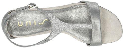 Unisa Damen Apice_MTS T-Spange Grau (Steel)