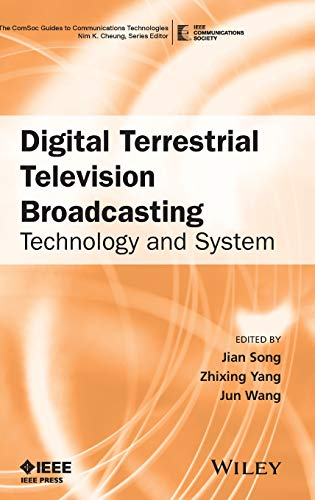 Digital Terrestrial Television Broadcasting: Technology and System (IEEE ComSoc Pocket Guides to Communications Technologies) Atsc-tv-system