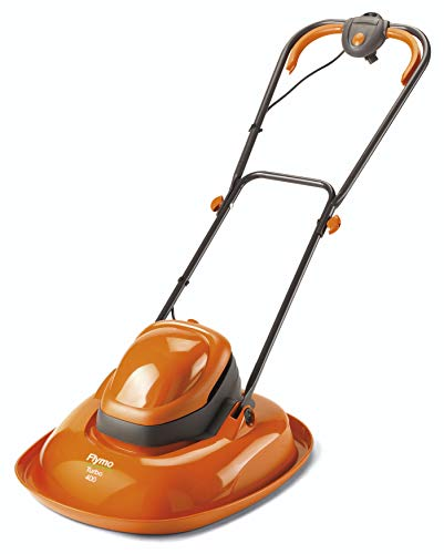 Flymo TurboLite 400 Electric Hover Lawn Mower Non-Collect