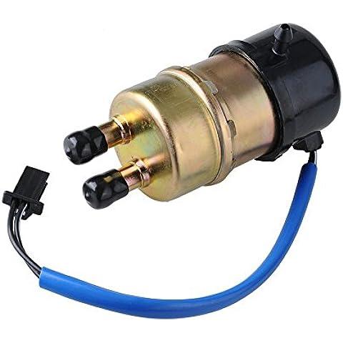 10mm Bomba Combustible Bombas de Combustive Replace for Honda Shadow Spirit 1100 VT1100C Black 1999-2000 Honda Shadow Spirit 1100 VT1100C 1999-2007 Honda Shadow Sabre 1100 VT1100C2 2002-2007 #10H