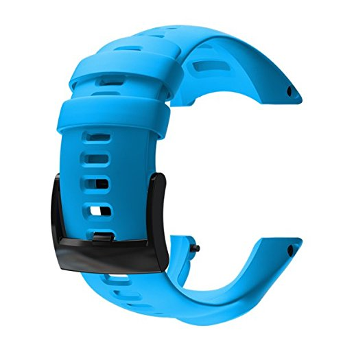 Suunto Zubehör AMBIT 3 SPORT STRAP, blau, One size, SS021088000