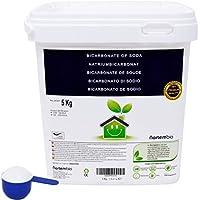 NortemBio Bicarbonate de Soude 5Kg, Intrant de la Production Biologique, Qualité Supérieure, 100% Naturel. Développé en France.