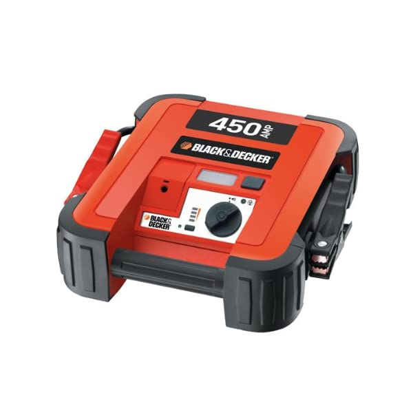 Black & Decker BDJS450 Arrancador de Batería 450 A