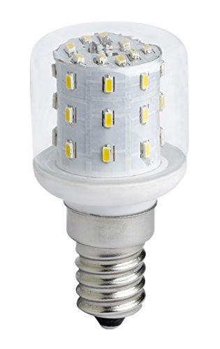 Action LED-SMD E14_33 Leuchtmittel, Volt 230, Watt 3, Höhe 6,3 cm, Durchmesser 3 cm, Kelvin 3000, Lumen 260 9706 (Drei-birne Hoch)