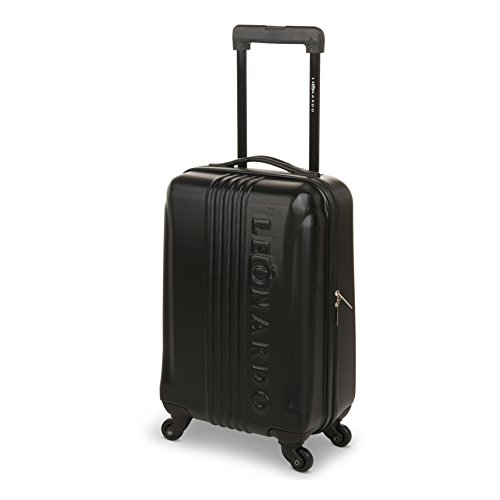 leonardo-koffer-schwarz-reisegepack-trolley-handgepack-hardschale-boardcase
