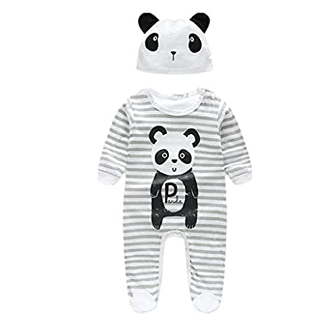 Bébé Panda - Vovotrade Vêtements Bébé Fille Garçon Jolie Panda