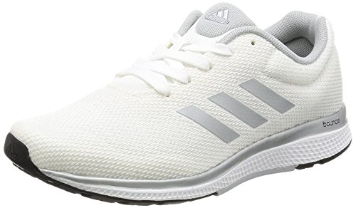 adidas Women's Mana Bounce 2 W Aramis Running Shoes, Multicolor (Ftwr White/Silver...