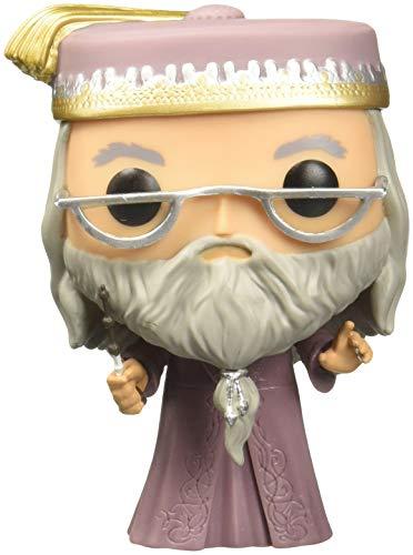 Funko - POP! Vinilo Colección Harry Potter - Figura Albus Dumbledore (5891) 2