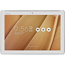 "Asus ZenPad 10 Tablet de 10"" HD, Procesador Quad Core 1,3Ghz, Disco Duro de 16 GB, RAM de 2 GB, Color Plateado (importado)"