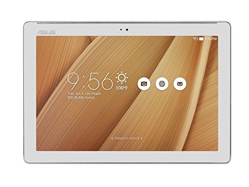Asus Zenpad 10LTE Tablet, 25,4cm (10Zoll), HD, 16GB HDD Intel Quad Core, 2GB RAM, silberfarben (10 Tablet Asus Zoll Android)