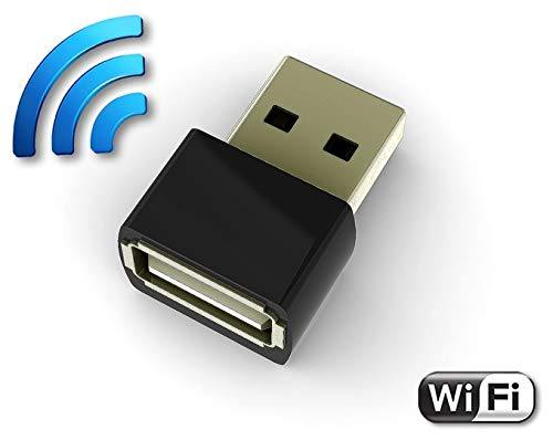 AirDrive Forensic Keylogger - Keylogger por Hardware USB con WiFi, 16MB  Flash