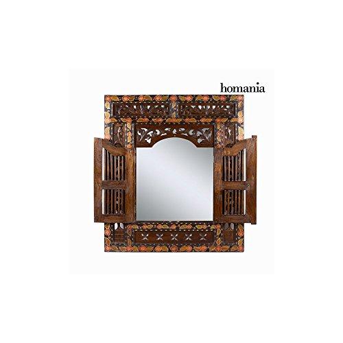 Specchio con porte batik - Paradise Collezione (1000026504)