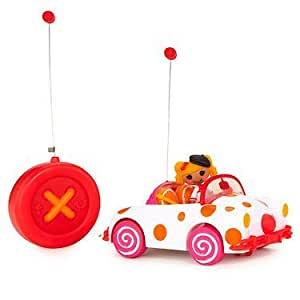 Lalaloopsy Mini 510291 Figurine de voiture RC avec personnage exclusif