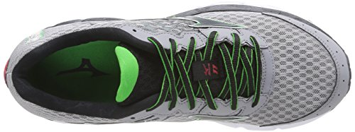 Mizuno Wave Inspire 11, Running homme Grey