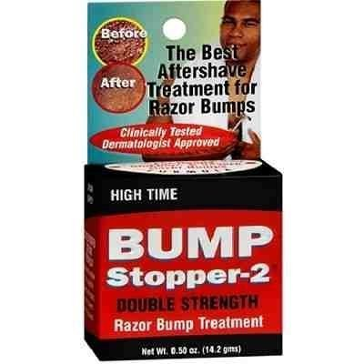 Bump Stopper - Bump Stopper-2 Razor Bump Treatment (Double Strenth Formula) - Volume : 14.2 gr.