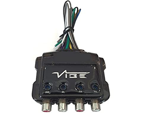 Vibe Audio Critical Link Car 4 Channel Speaker Wire To