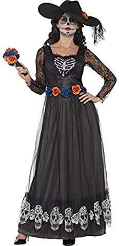 Halloween Morte Bride Costume - Mesdames Scary Halloween Party Day of the