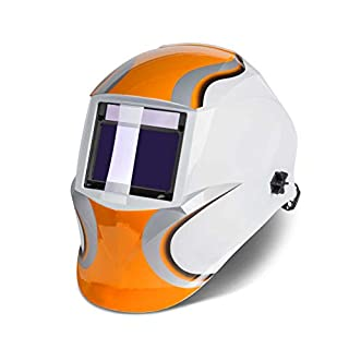 VarioProtect® XXL W orange Automatik-Schweißschutzhelm, 1654010-2
