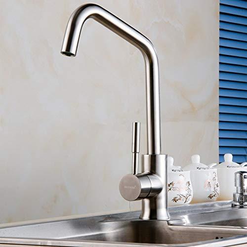 Decorry Edelstahl-Wasserhahn Us-Duo Carolina Edelstahl 304 Bleifreie Wasserhahn Spüle Wasserhahn Hersteller Mit Direktvertrieb - Carolina Messing