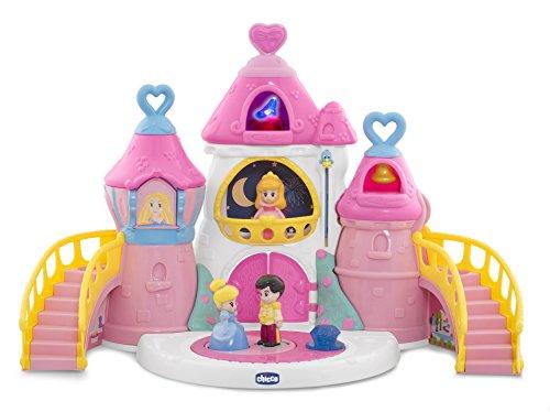 Chicco 07603 - disney princess castello elettronico delle principesse