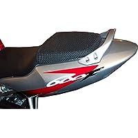 Honda CBR600F (1998–2007) triboseat sillín pasajero antideslizante Negro