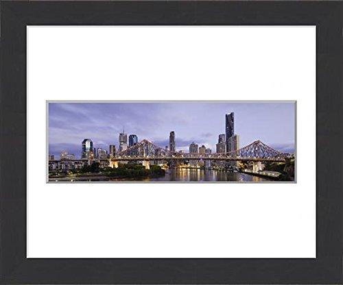 framed-print-of-brisbane-skyline