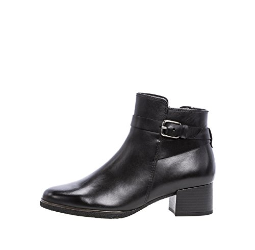 Gabor Comfort Bottes Cheville Femme 72.793.57 noir schwarz
