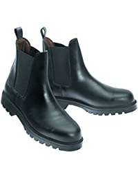 "Boots 'Norton ""safety, negro, 39"