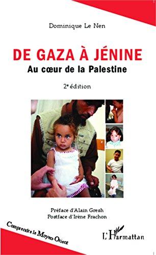 De Gaza à Jénine (2e édition)