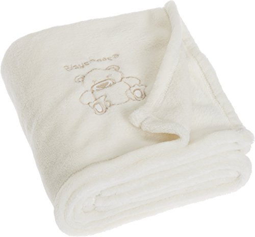 Playshoes 301700-2 Baby Set Fleece, Babydecke, beige