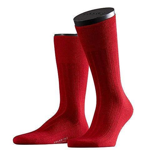 Falke Cashmere (FALKE No. 2 Finest Cashmere Gentlemen Socken scarlet (8280) 41-42)