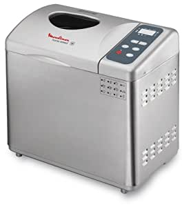 moulinex ow100300 machine pain inox cuisine. Black Bedroom Furniture Sets. Home Design Ideas