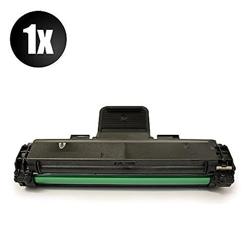 1x Eurotone Toner für Samsung ML 1640 1641 1645 2240 2241 ersetzt MLT-D1082S (Samsung Ml1640)
