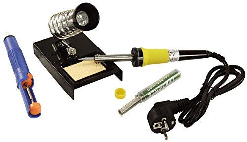 """McPower de soldadura ajustado McPower \"""" LS-303 pulgada, 230 V/30W - soldador, desoldar, estar de pie, soldadura - ampolla"""