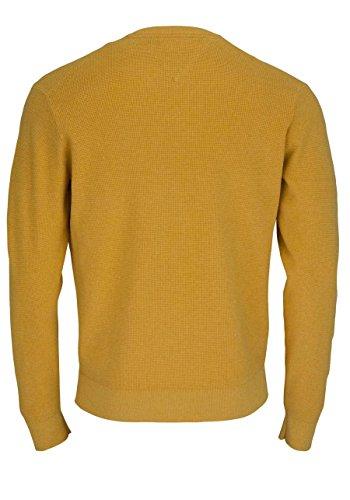 CASAMODA Herren Pullover Gelb (Gelb 559)