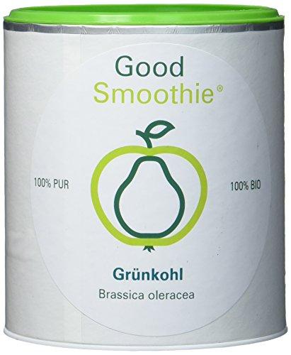Good Smoothie 100 % Bio-Grünkohlpulver 250 g