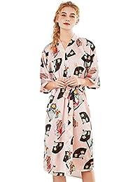 da3800f67 Amazon.es: vestido japones mujer - Albornoces / Ropa de dormir: Ropa