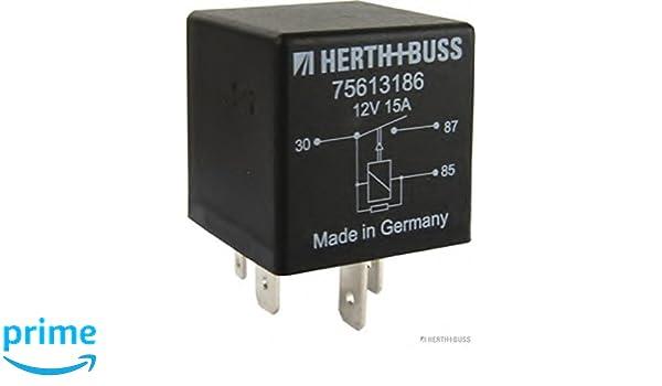 Herth+Buss Elparts 75613186 Relais, Kraftstoffpumpe: HERTH+BUSS ...