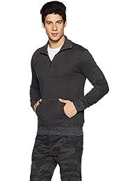 Cloth Theory Men's Regular Fit Cotton Sweatshirt