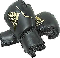 adidas Boxing Gloves Speed 50, Black, 12