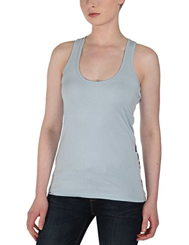 Bench - Tank Top Volley II, Camicia di maternità Donna, Blu (Celestial Blue), X-Large (Taglia Produttore: X-Large)