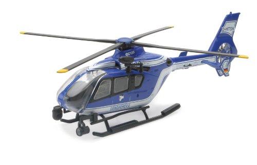 Newray diecast 1:43 france gendarmerie elicottero ec135 (2013) 26003ss