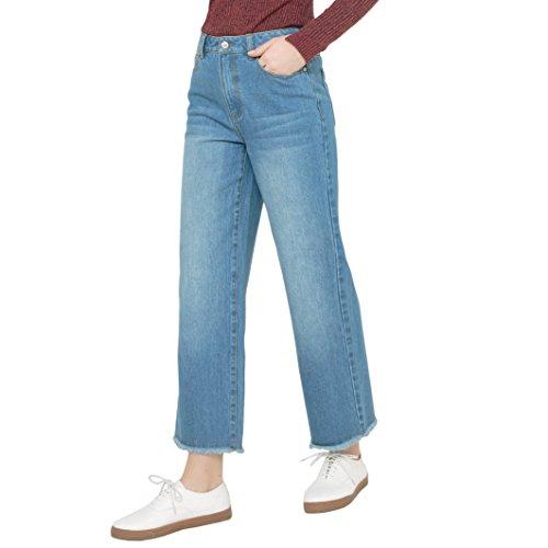 r-studio-donna-jeans-larghi-78-taglia-50-blu